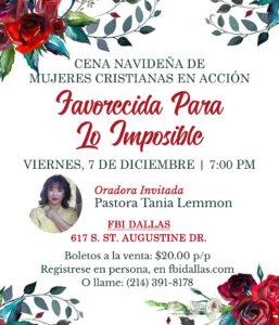 Invitation - Christmas 2018